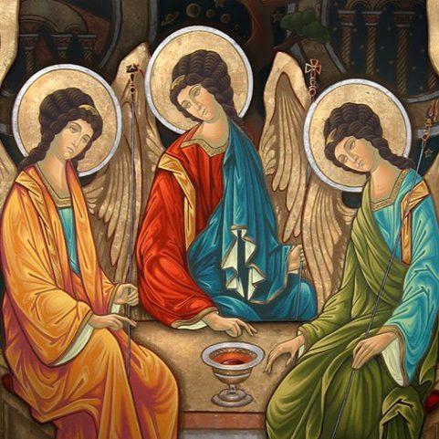 Michael, Gabriel & Raphael